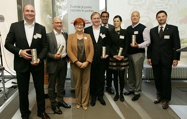 IEDC AAA Winners 2011