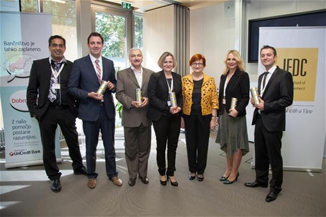 IEDC AAA Winners 2012