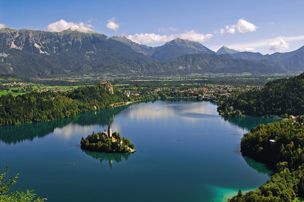 Living in Bled 1