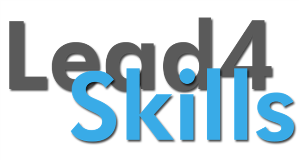 Lead4Skills logo white background