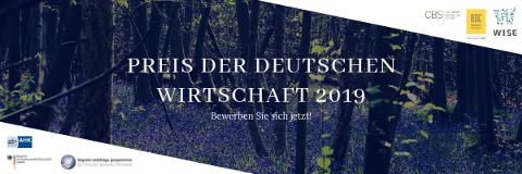 Preis der deutschen wirtschaft 2019