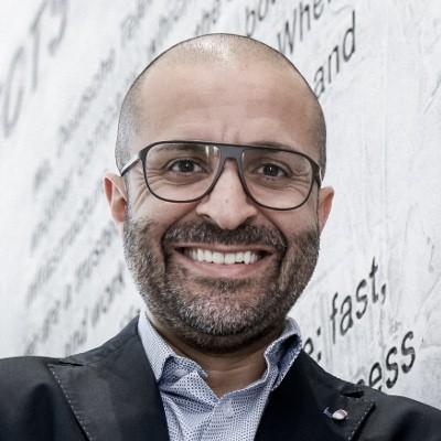 Reza Moussavian portrait